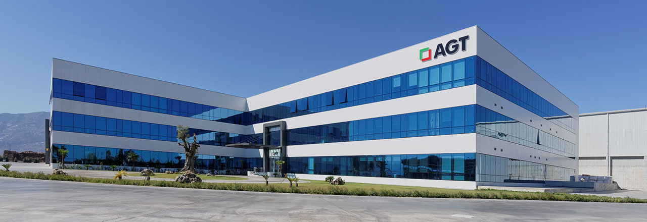 ساختمان AGT